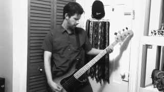 "Angels & Airwaves - The Disease ""Bass Cover"""