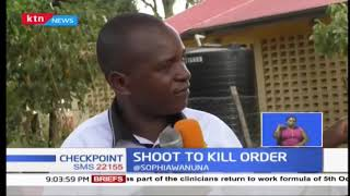 Busia DC wants robbery suspects killed