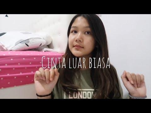 Download Cinta Luar Biasa Andmesh Kamaleng Cover By Charisa Faith