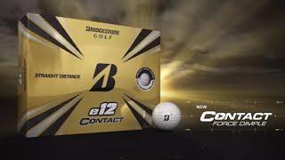 e12 Contact Golf Balls-video