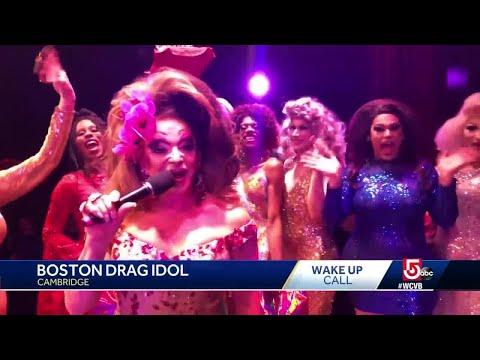 Wake Up Call from Boston Drag Idol