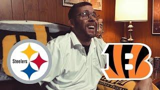 Dad Reacts to Steelers vs Bengals (Week 15)