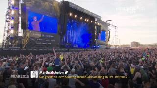 In Flames - 04.Alias Live @ Rock Am Ring 2015 HD AC3