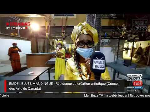 Concert Emde : réaction de la ministre de la culture Mme Kadiatou Konaré
