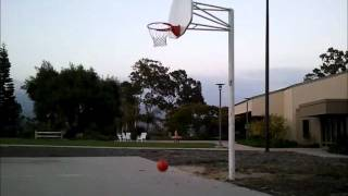 Great basketball trickshots (2) - old ways chiddy bang