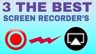 Как записать видео с экрана iPhone? Топ лучших приложений!