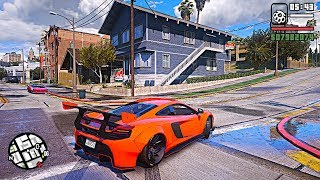 ►GTA 5 Ultra-Realistic Graphics! 4k 60FPS Redux 1.5 GTA 5 PC Mod!