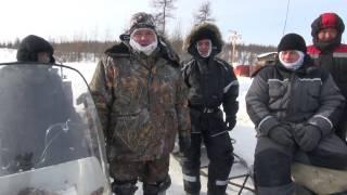 Весенняя рыбалка на реке Селигир (часть 1). Выпуск #204 (03.11.2016)