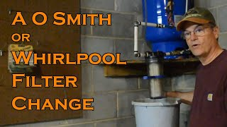 Change a Water Filter
