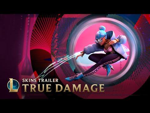 True Damage 2019: Breakout | Official Skins Trailer – League of Legends