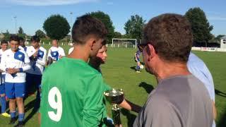 Finale Championnat U15 Départemental 3