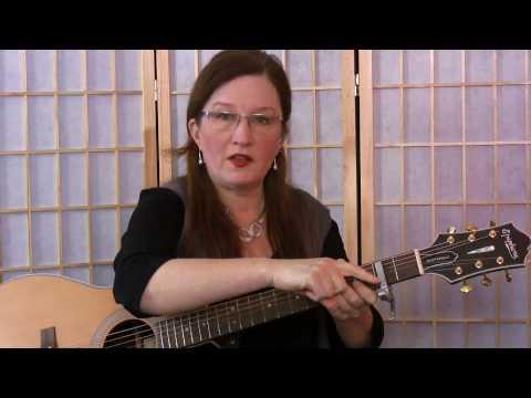Free Guitar Lesson: Cool Capo Trick #1