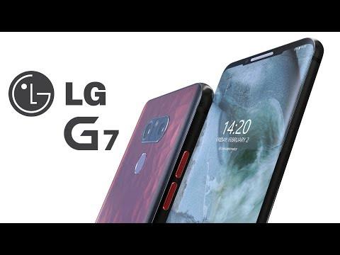 LG G7 in una nuova introduzione video