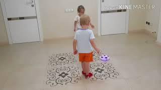 Аэрофутбол!!! Инновационный парящий мяч-диск!