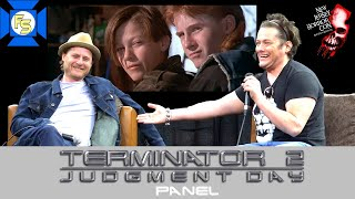 TERMINATOR 2: JUDGMENT DAY Q & A Panel - NJHC 2019