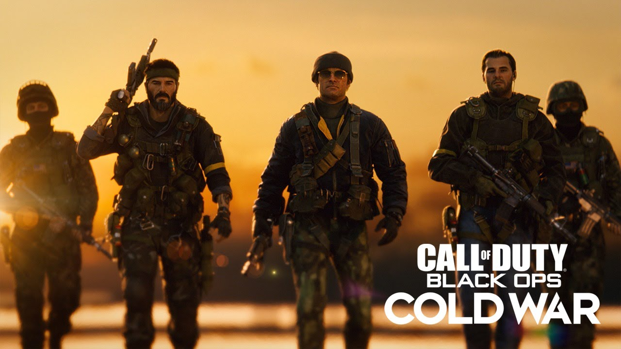 Call of Duty®: Black Ops Cold War - Trailer di lancio ufficiale