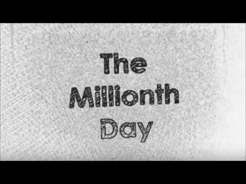 Niels Cremer - The Millionth Day