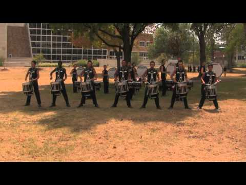 Instructor. Mandarins Drum and Bugle Corps 2012