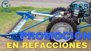PROMOCIÓN EN REFACCIONES ORIGINALES PARA MOTOSEGADORA 622 │ CORESA