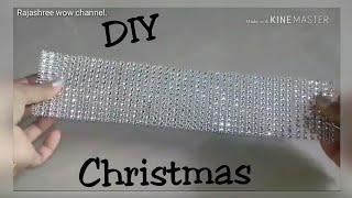 DIY Christmas/Christmas Decoration 2019/DIY Angel/Christmas Ornaments/How To Make Christmas Ornament
