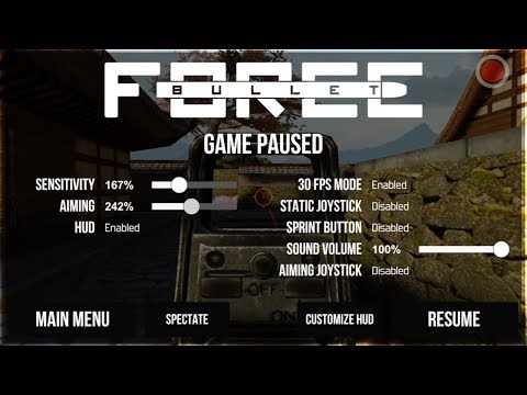 Bullet Force Boot Camp