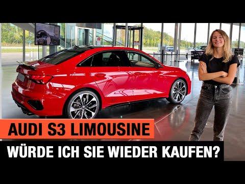 Audi S3 Limousine (2020) ❤️ - Würde ich sie wieder kaufen? - 🤔 Review | Test | Preis | edition one