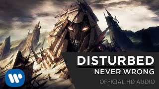 Disturbed - Never Wrong [Official HD]