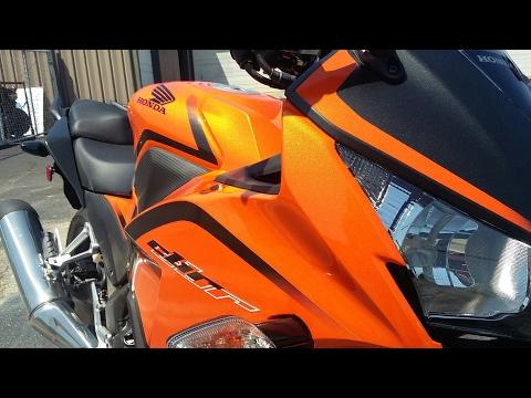 2016 Honda CBR300R in Winchester, Tennessee
