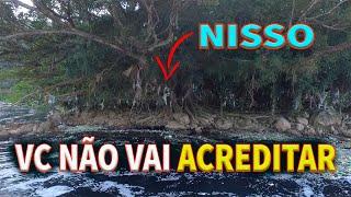 Inacreditável RIO de LIXO ASSUSTADOR wanzam fpv