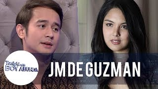 JM De Guzman reveals the real status with him and Ria Atayde | TWBA