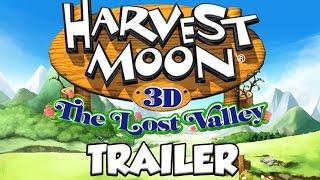 Minisatura de vídeo nº 1 de  Harvest Moon: El Valle Perdido