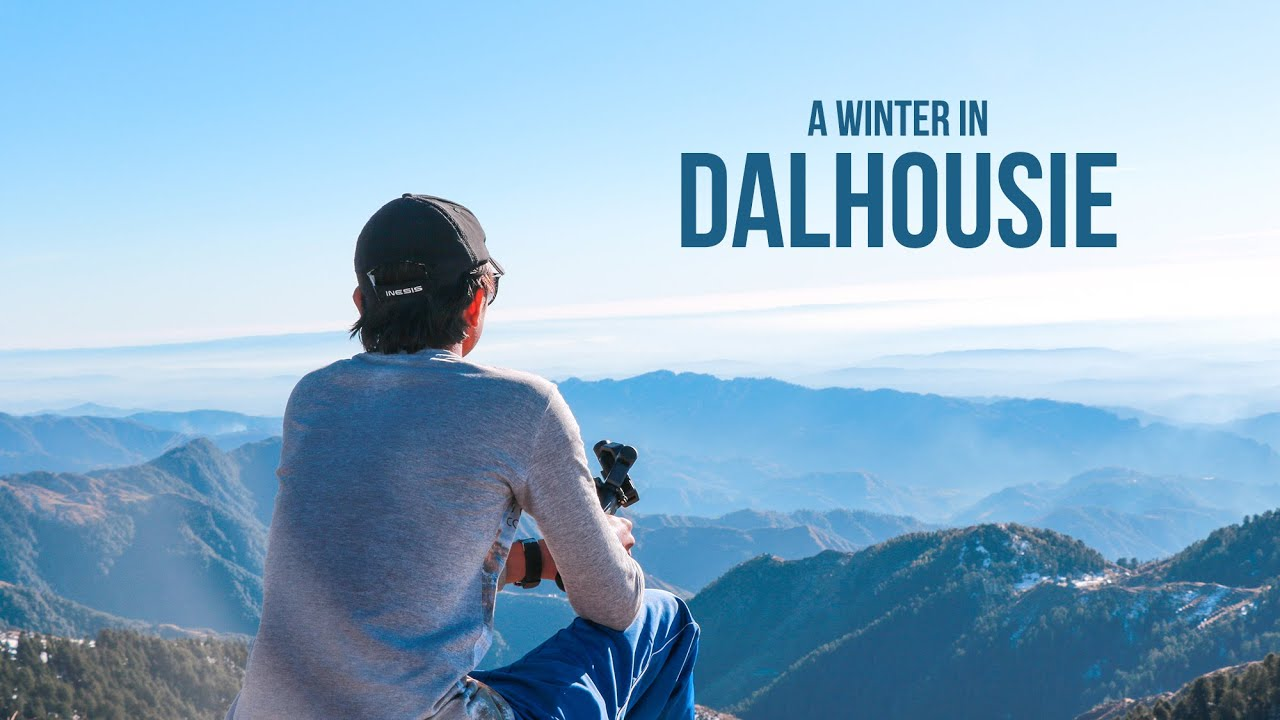 Girls' Special Snow Trekking in Dalhousie  Video