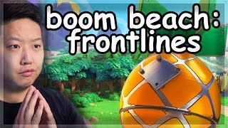 NEW GAME: boom beach front lines