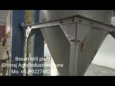 Besan Mill Plant