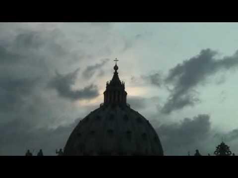 Watykan przez dziurkę od klucza
