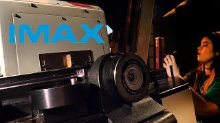 IMAX Projection System Tour! - RCR - Ep. 25