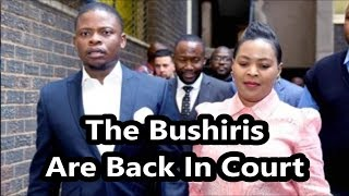 The Bushiris Are Back In Court