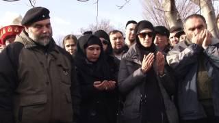 Гейдара Джемаля похоронили в Алматы