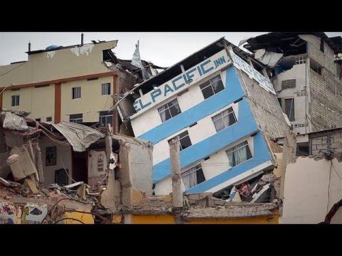 Η ευρωπαϊκή βοήθεια μετά τον σεισμό των 7,8 Ρίχτερ στον Ισημερινό