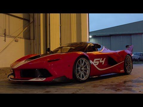 Ferrari FXX K Walkaround | Top Gear | BBC
