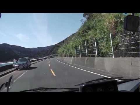 旅れぽ【宮崎】海岸線を車で走って初夏を満喫