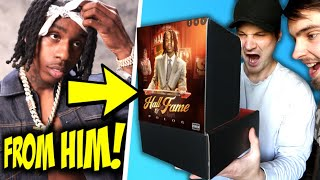 WHATS INSIDE This Special Gift FROM POLO G!!! (vlog)