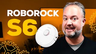 Roborock S6 Review 2019: An intelligent robot vacuum with LASERS!