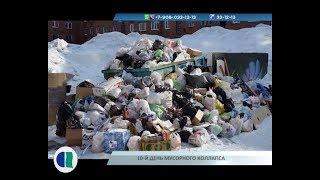 09.04.19. Новости Северного города Ни дня без мусора.Счётчики раздора.День оленевода-60.