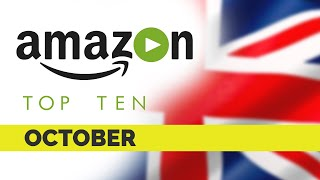 Top Ten movies on Amazon Prime UK | September 2020 | Best movie on Amazon Prime | Amazon Originals