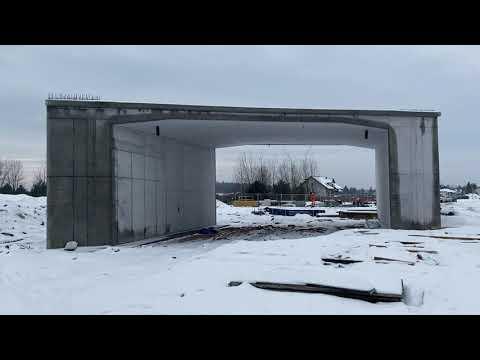 Obiekt mostowy WG-5c