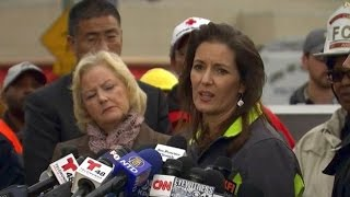 Oakland warehouse fire update. News Conference on Oakland Warehouse Fire. Alameda County DA. Dec 5.
