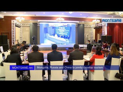 Mongolia, Russia and China to jointly develop tourism