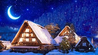 Relaxing Christmas Music Ambient, Background Christmas Music, Gentle Christmas Choir Sleep Music