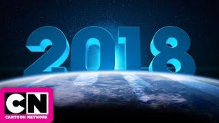 Cartoon Network | New in 2018!